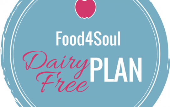 Dairy Free Food Plan