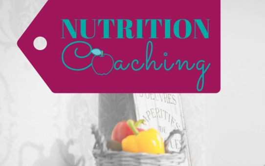 Nutrition and lifestyle coaching summer offer!
