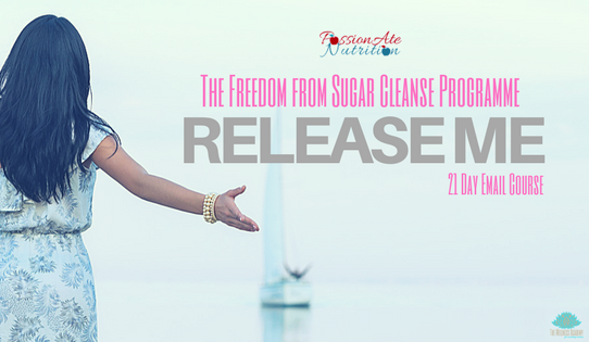Release Me - 21 Day Sugar Cleanse Programme