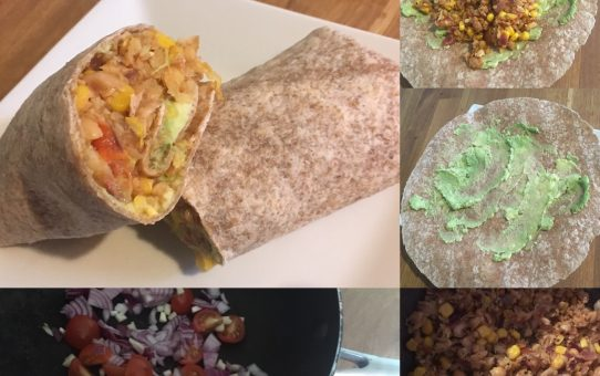 Super nourishing wraps